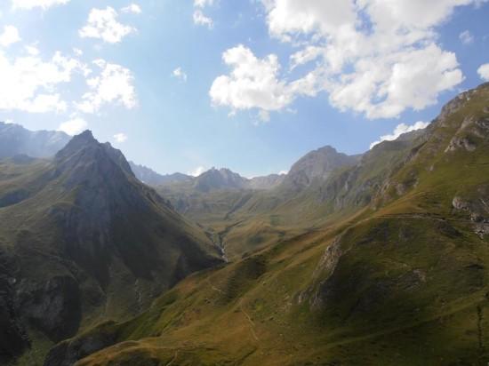 montagne di Saint-Rhemy-en-Bosses
