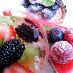 Una torta chefsaga - Frutta che fa andare in bagno ...