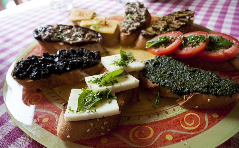 La dieta mediterranea e la cucina mediterranea non sono concetti sovrapponibili